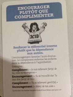 8 cartes outils de discipline positive à découvrir (Jane Nelsen)