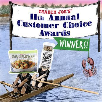 11th Annual Customer Choice Awards Winners   Trader Joe's