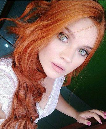 Redhead Photography #Makeuprevolution