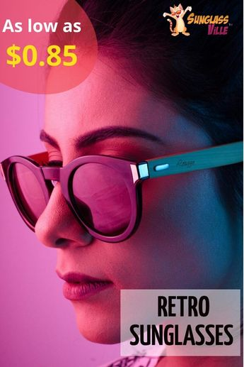 c613d40c4ea2f A perfect retro sunglasses that can grab the attention of everyone in a  glance during parties