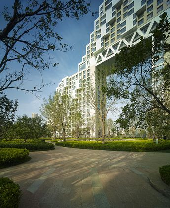 Gallery of Habitat Qinghuangdao / Safdie Architects - 13