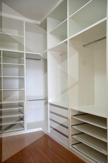 armário bem planejado