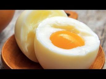 Verliere zu Hause innerhalb von 3 Tagen Bauchfett durch Eier - YouTube