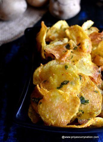 Maru's bhajia recipe | crispy potato fritters | maru na bhajiya
