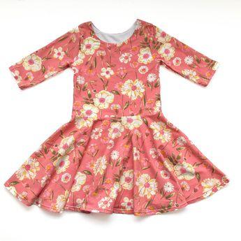 bac4885f75cb Cucu Dress, Green Liberty