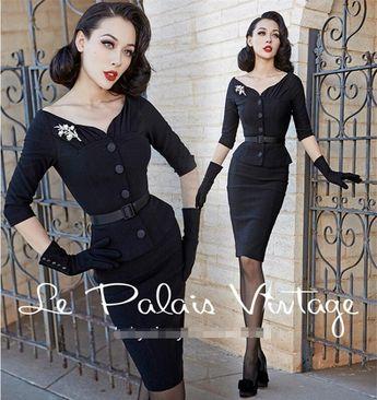 Retro elegant Three Quarter sleeve jacket ladies high waist half body goddess fashion suit skirt female autumn