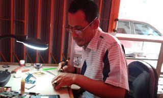 Kursus Service Emmc HP Seminar Jasa Teknisi Lampung Terbaik 081366574266: Service Slot Sim Card