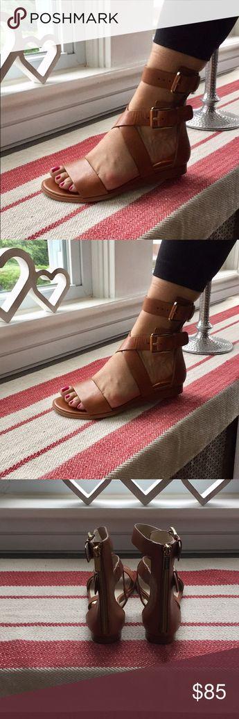 07db41fd35ea Michaels Kors Josephine Flat Gladiator Sandals Size 6 Michael Kors  Gladiator Sandals. Like New MICHAEL