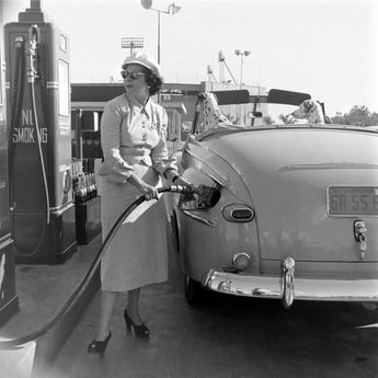 Gas Stations and Garages of the past
