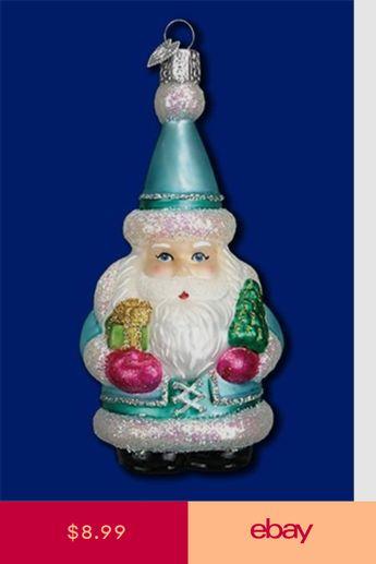 Merck Familys Old World Christmas Ornaments Collectibles Ebay