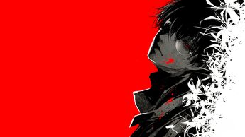 Tokyo Ghoul Wallpapers Backgrounds Red Eyes Ideas And Images