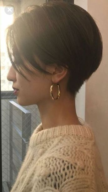 30+ Latest Trendy Female Short Haircuts And Hairstyles 2019 - Page 4 of 32