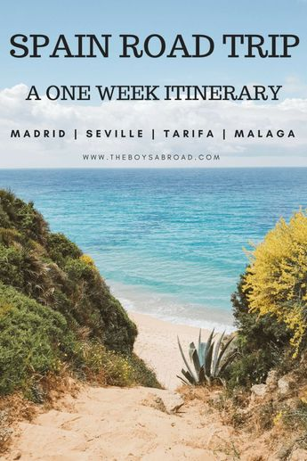 Road Tripping Southern Spain - A One Week Itinerary
