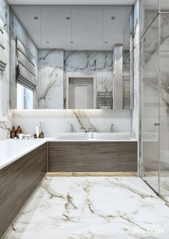 Design Trend Alert: Marble Everything! See here some marble inspiration. Discover more at luxxuhome.net