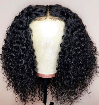 14'' Kinky Curly 9A Virgin Human Hair Wigs Pre-Plucked 360 Lace Frontal Wigs #GAMAYHAIR #Wewillsendfreeparttoyou