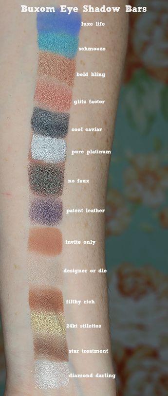 Single Shade Eyeshadow Bar by Buxom #17