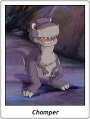 Recently shared land before time tattoo chomper ideas & land