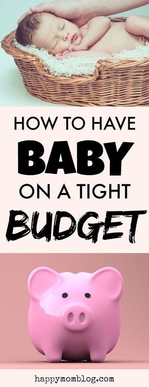 How To Prepare For Baby on a Tight Budget