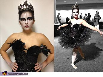Black Swan - Halloween Costume Contest at Costume-Works.com