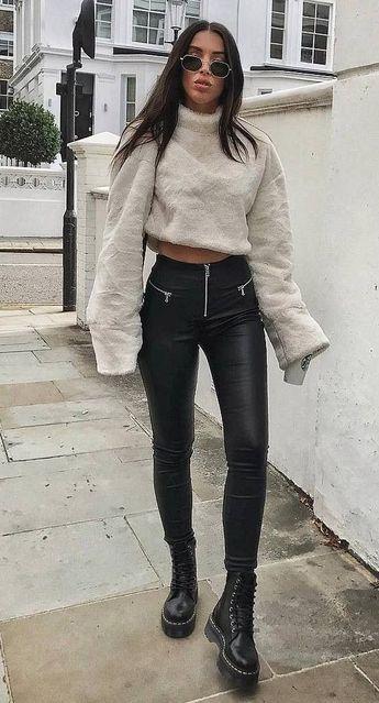 cozy autumn outfit