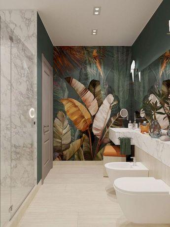 33 Fantastic Bathroom Tile Design Ideas