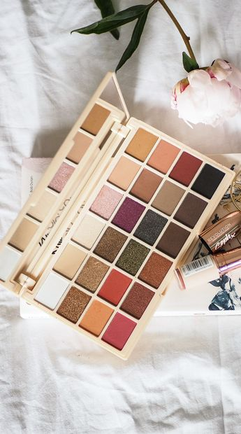 A Few of My Favourite Makeup Revolution Palettes