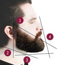 Wie rasiere ich meine Konturen? Konturen rasieren Teil 1