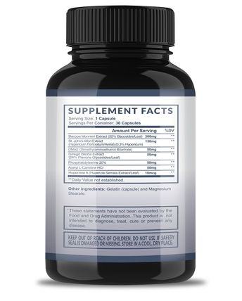 Havasu Nutrition Extra Strength Brain Supplement for Focus Energy Memory and Clarity  Mental Performance Nootropic With Super Ginkgo Biloba -- Want additional info? Click on the image. (This is an affiliate link)