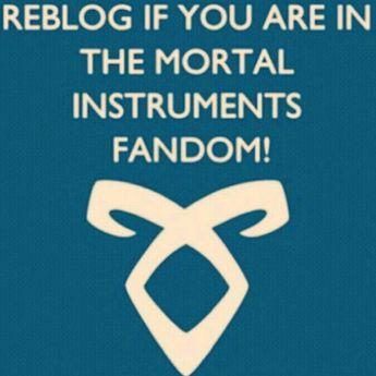The Mortal Instruments!!!