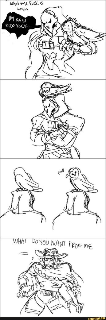 Recently shared overwatch reaper x soldier 76 comic ideas