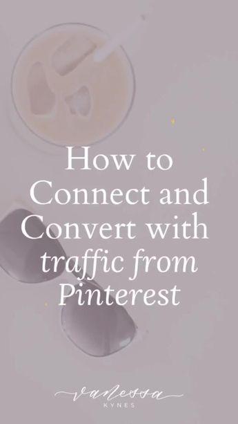 Maximizing Website Traffic from Pinterest using Copy that Converts - Vanessa Kynes