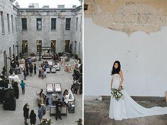 The San Francisco Mint Bay Area Wedding Venue San Francisco California 94103