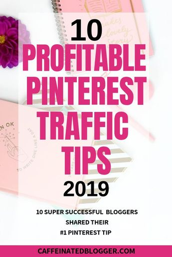 10 Pinterest Tips For Bloggers (That Actually Work!)