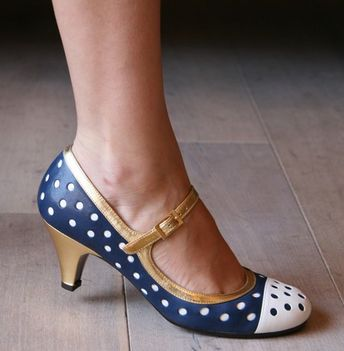 the name of this shoe is lovely. agree!