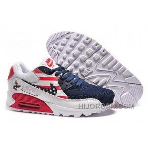 Nike Air Max 90 Womens USA Flag Top Deals DtQkf, Price: $74.00 - Air Jordan Shoes, Michael Jordan Shoes - HiJordan.com