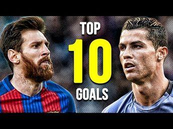 News Paul | Latest online News: Lionel Messi vs Cristiano Ronaldo ● Top 10 Goals 2...