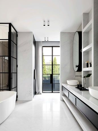A Victorian home with an edgy interior in Melbourne