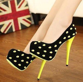 Sexy Women's Sequin Party Queen High Heel Shoes Platform Stiletto Pumps Heels - O. Cervantes