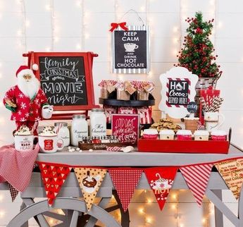 12 Great Christmas Celebration Party Design That Will Remarkable - ideacoration.co