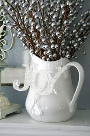 99 Popular White Christmas Design And Decor Ideas
