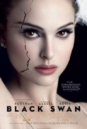 Black Swan Movie poster Metal Sign Wall Art 8in x 12in