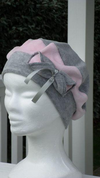 Bonnet chapeau béret  velours  femme  enfant  confortable  unique  lin  d01f0e2d6ad