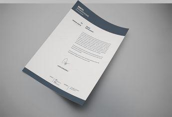 Plain Professional Resume Design Template - Graphic Templates
