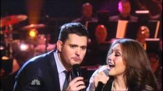 Michael Buble ft Thalia - Feliz Navidad (Christmas Special), via YouTube.
