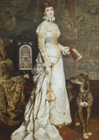 Helena Modjeska - Icon of style.
