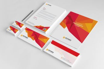 Education Corporate Identity Pack Template 14.99