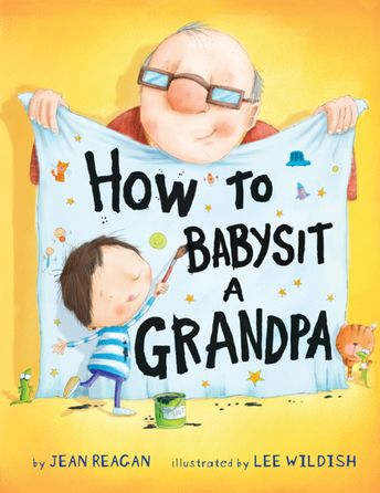 How to Babysit a Grandpa (eBook)