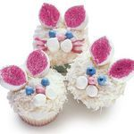 Marshmallow Coconut Bunny Tails in Chic and Crafty, Dessert Recipes, Easter, Recipes