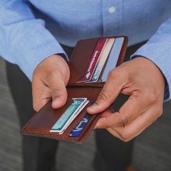 Jefferson Bifold Wallet | Elderwood