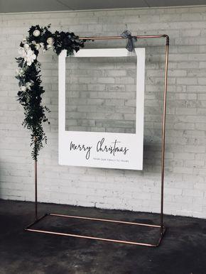 2018 Wedding Trend Report: Signage - One Fine Day Wedding Fair